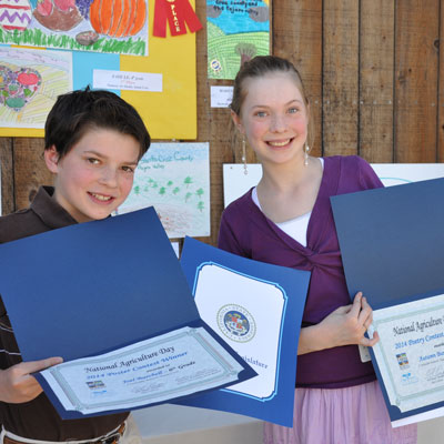 national agriculture day winners